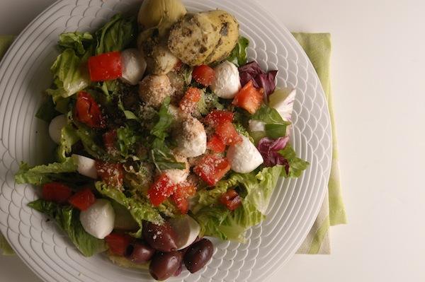 caproccio salad