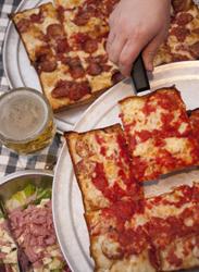 Buddy's Pizza, Detroit, MI