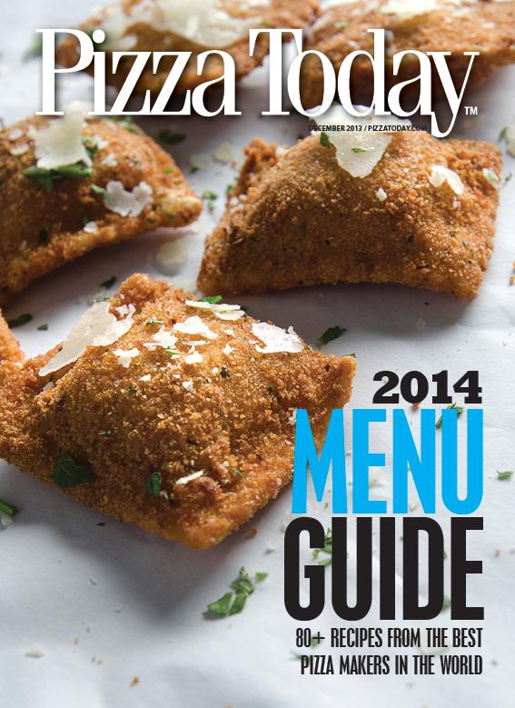 December 2013 Cover menu guide