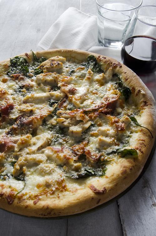 Reginelli's Saltimbocca Pizza