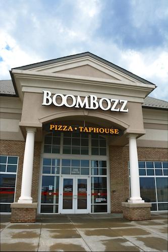 Bombozz Louisville exterior sign