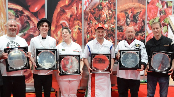 International Pizza Challenge champions