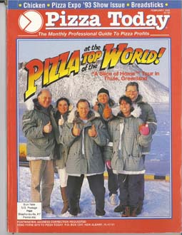 Pizza Today cover feb 93