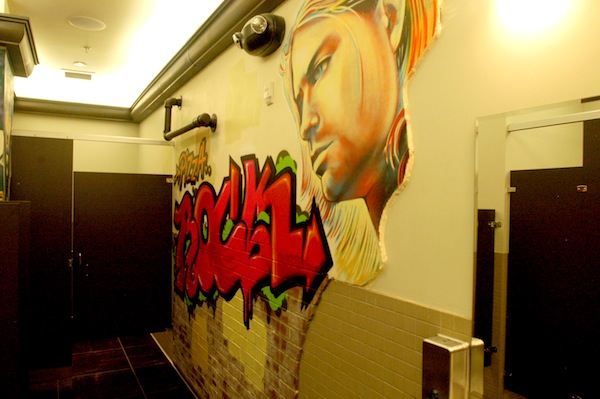 Pizza Rock Restrooms