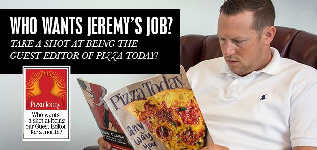 Web Jeremy's job