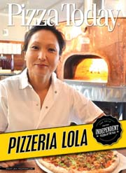 August 14 cover Independent Pizzeria of the Year