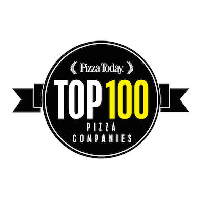 top 100 pizza companies, logo