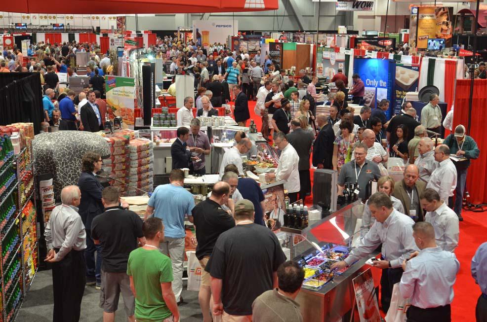 Pizza Expo crowdshot