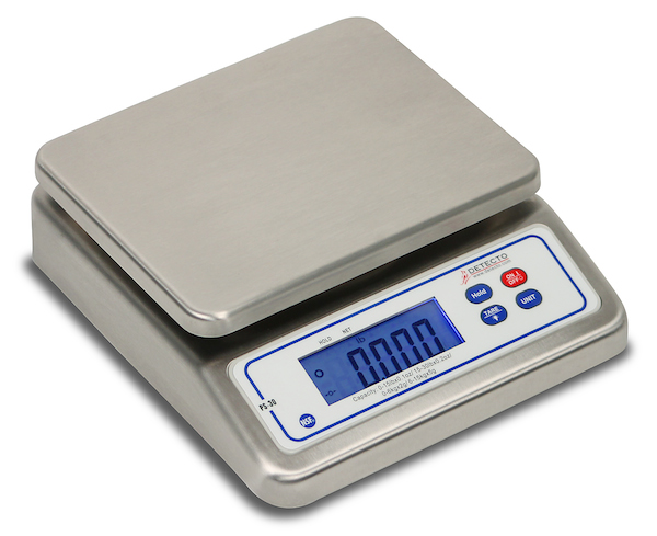 DETECTO's New PS30 Digital Portion Scale