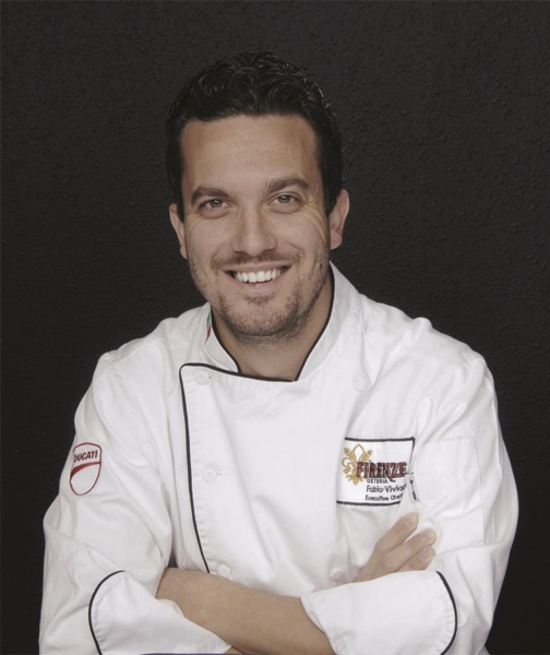 Fabio Viviani Restaurateur, reality television personality, headliner at global food events and festivals and New York Times best-selling author