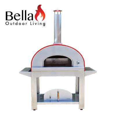 bella, oven, pizza oven