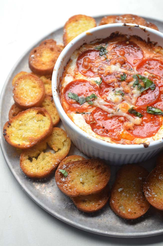 Pizza Dip, appetizer, pizza