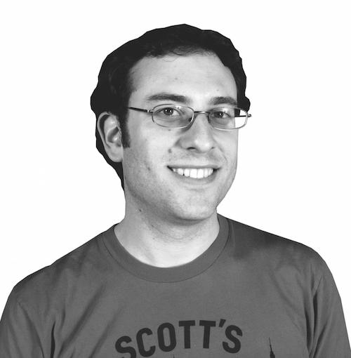 Scott Wiener Owner & Operator Scott's Pizza Tours, NYC