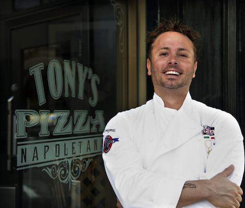 Tony Gemignani World-champion Pizzaiolo & Pizzeria Owner