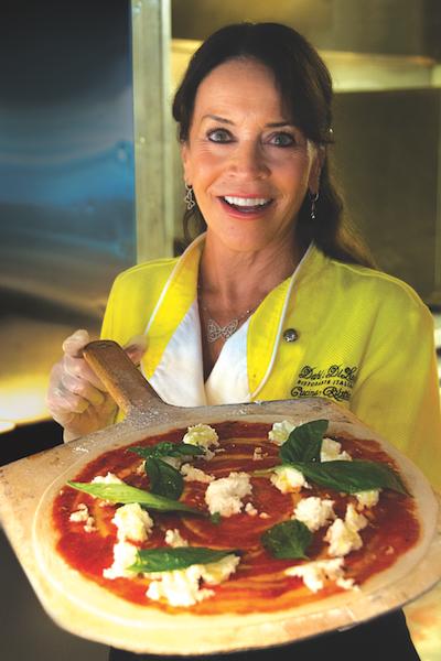 Pizza Lisa owner, Chef Pisa Lisa