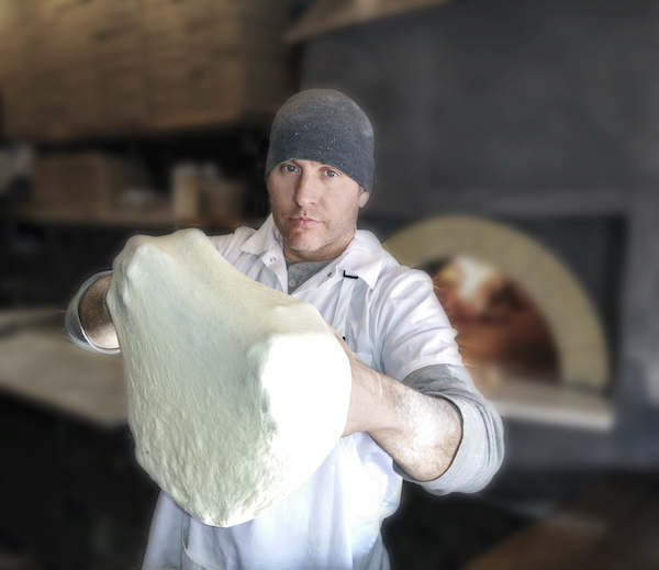 Ed Simmons, Chef/Owner, Dough Artisan Pizzeria, Caldwell, New Jersey