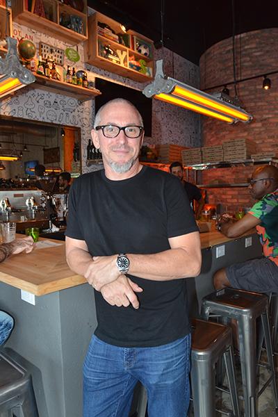 Chef owner Michael Schwartz