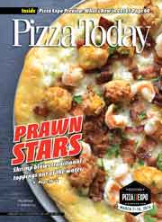 Pizza Today February 2016 Cover