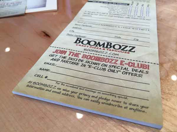 boombozz rewards program sign up