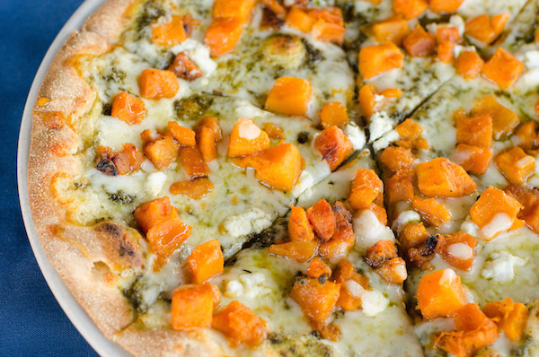 Brixx Butternut Squash Pizza