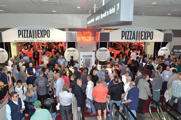 Pizza Expo 2016
