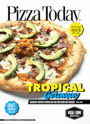 September 2016 Pizza Today Magazine Cover