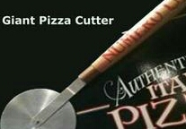 giant pizza cutter