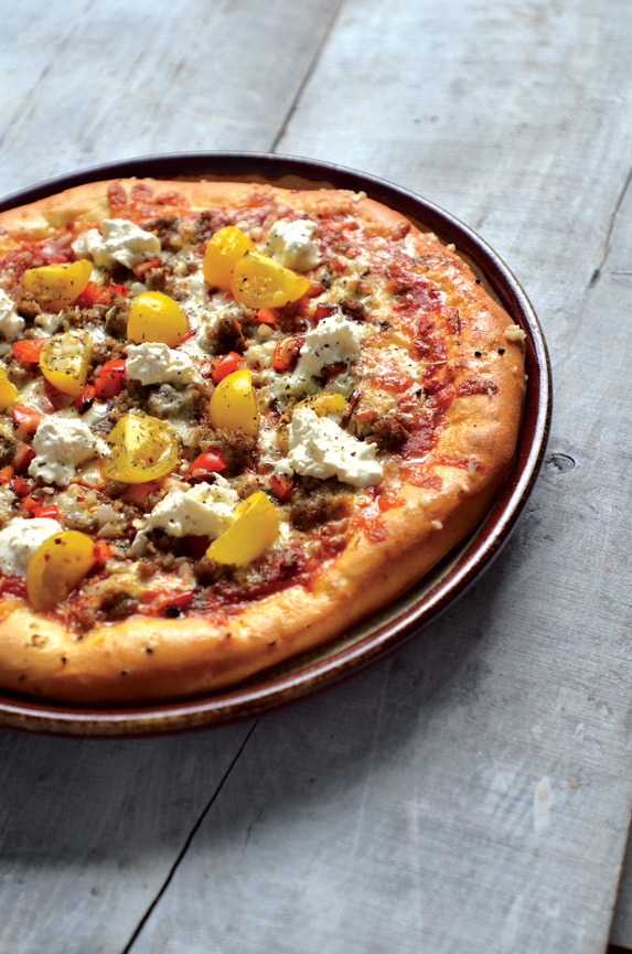 fennel sausage and burrata pizza recipe