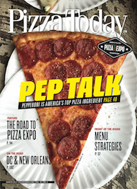 Pizza Today March 2017 Cover