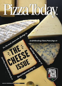 Pizza Today Magazine May 2017 Cheese Issue