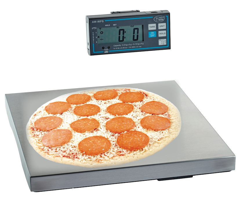 pizza scale