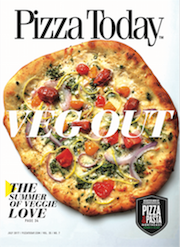 pizza today magazine cover july 2017