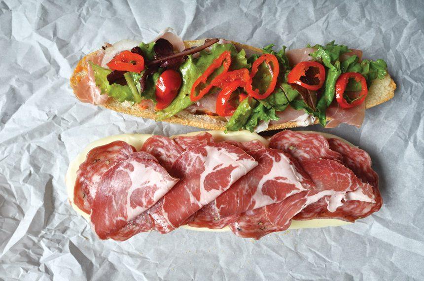 italian hoagie recipe