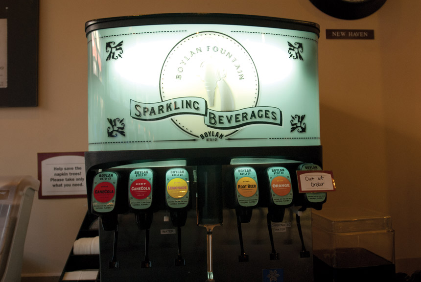 local soda fountain machine
