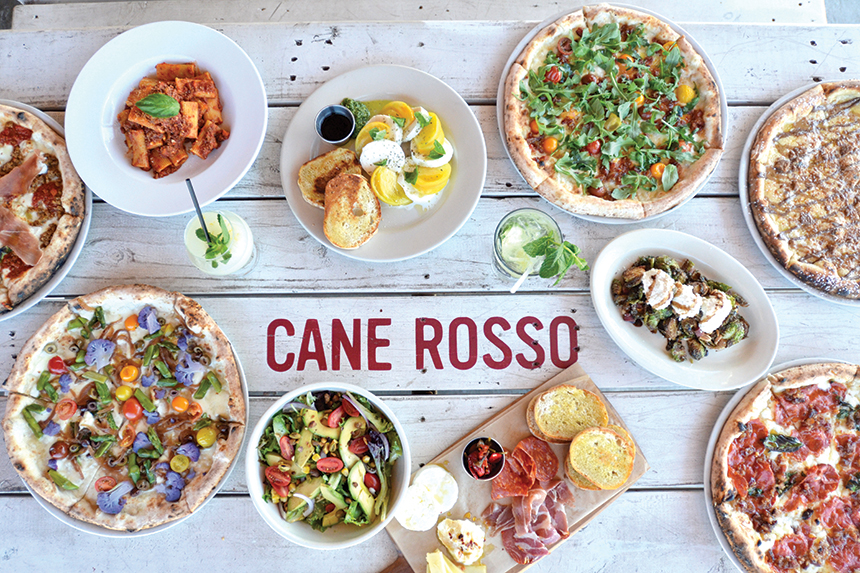 cane rosso, 2017, independent pizzeria of the year, pizza today, dallas, texas